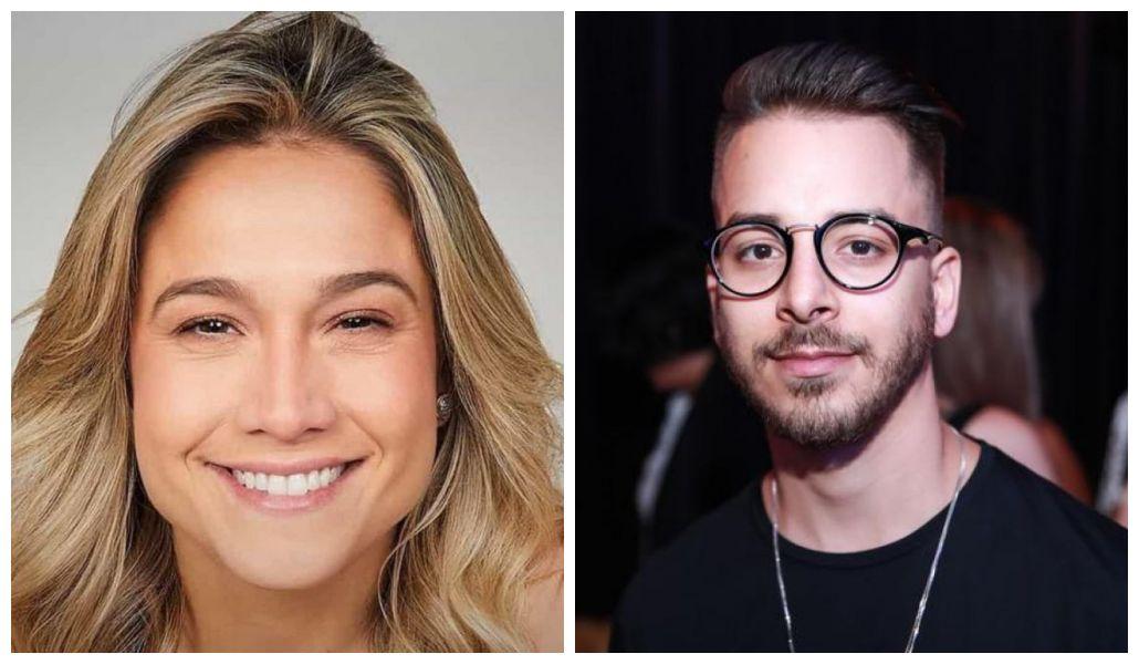 Fernanda Gentil revelou que passado com Júnior, irmão de Sandy (Foto: Reprodução)
