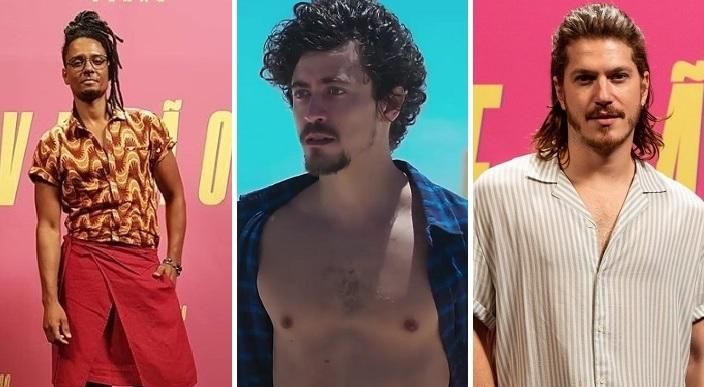 Um famoso ator da Globo que está em Verão 90 foi flagrado em um aplicativo gay de encontros