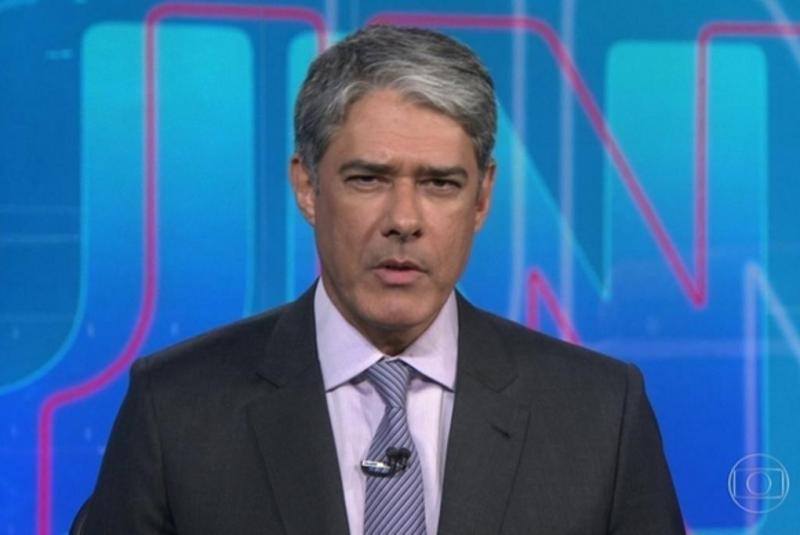William Bonner tem verdadeira face exposta e funcionários revelam como ele realmente é na Globo (Foto: Divulgação) (Foto: Reprodução)