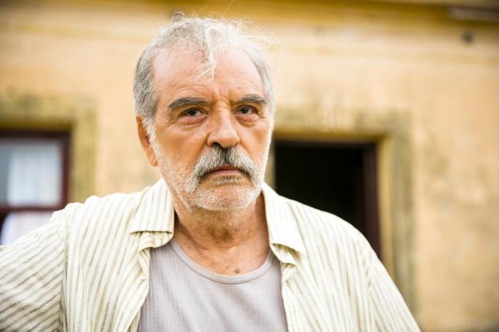 Ademir é pai da personagem de Juliana Paes em A Dona do Pedaço (Foto: Reprodução)