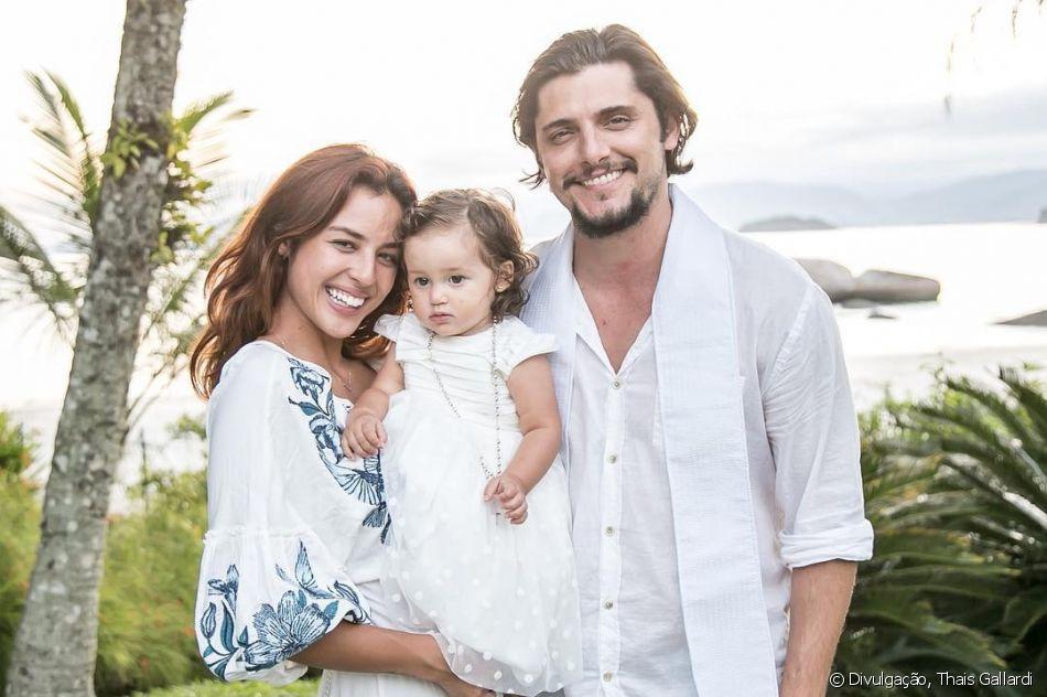 Bruno e família (Foto: Reprodução) Globo