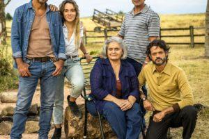 Família Matheus em A Dona do Pedaço da Globo