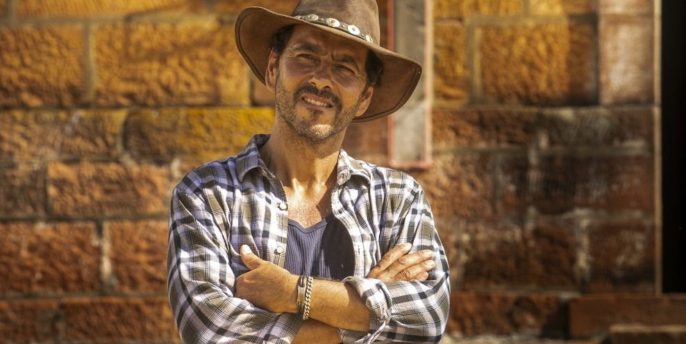 Marcos Palmeira será Amadeu, par romântico de Maria da Paz (Juliana Paes) em A Dona do Pedaço