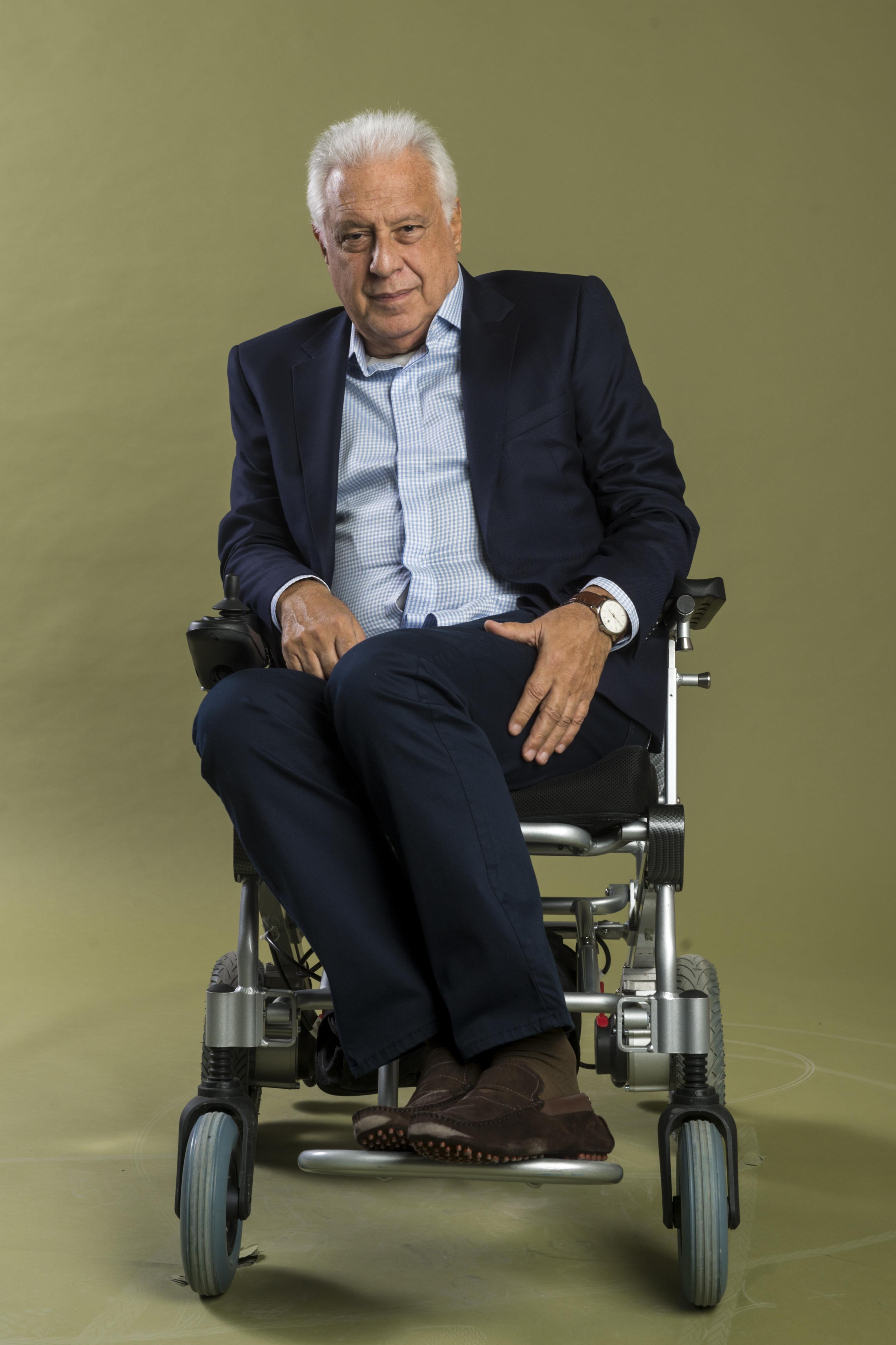 Alberto ( Antonio Fagundes ) de Bom Sucesso