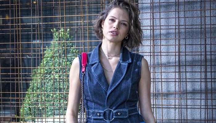Josiane (Agatha Moreira) em A Dona do Pedaço (Foto: Globo/Paulo Belote)