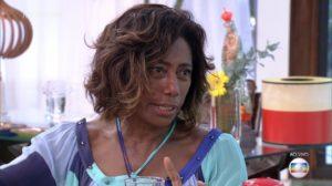 Gloria Maria quer manter mistério sobre idade (Foto: Reprodução/Globo)