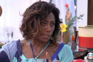 Gloria Maria relatou dificuldades em criação das filhas (Foto: Reprodução/Globo)