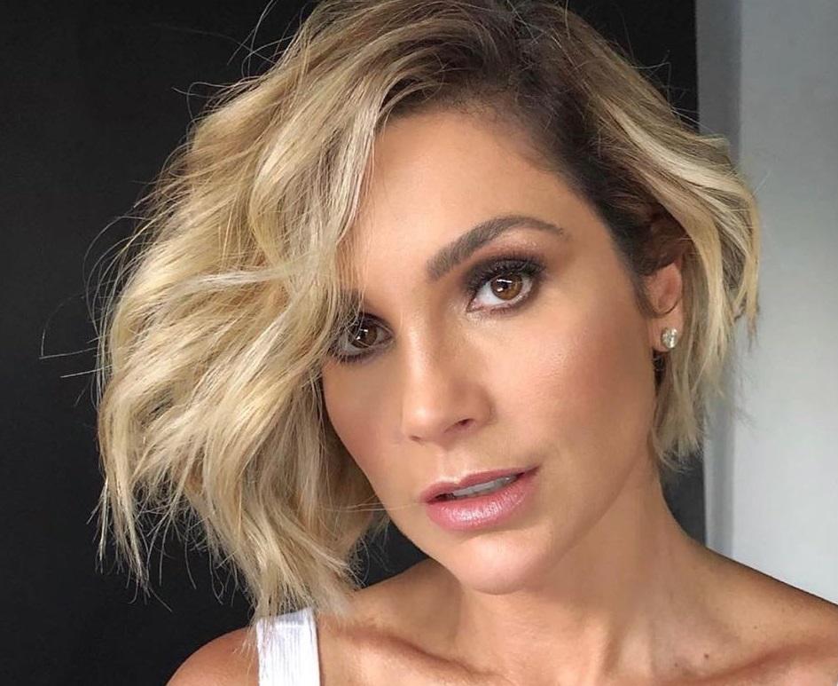 Flavia Alessandra está bombando na Globo
