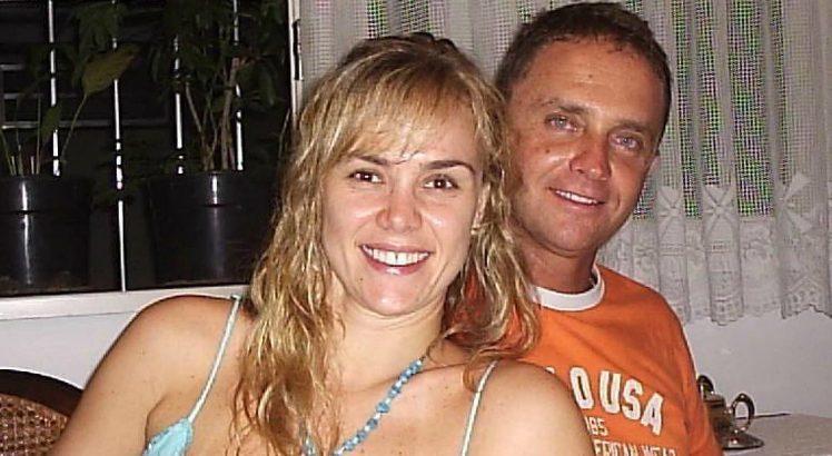 Ana Paula Almeida (Pituxita) e José Roberto Barbosa (Foto: Reprodução)