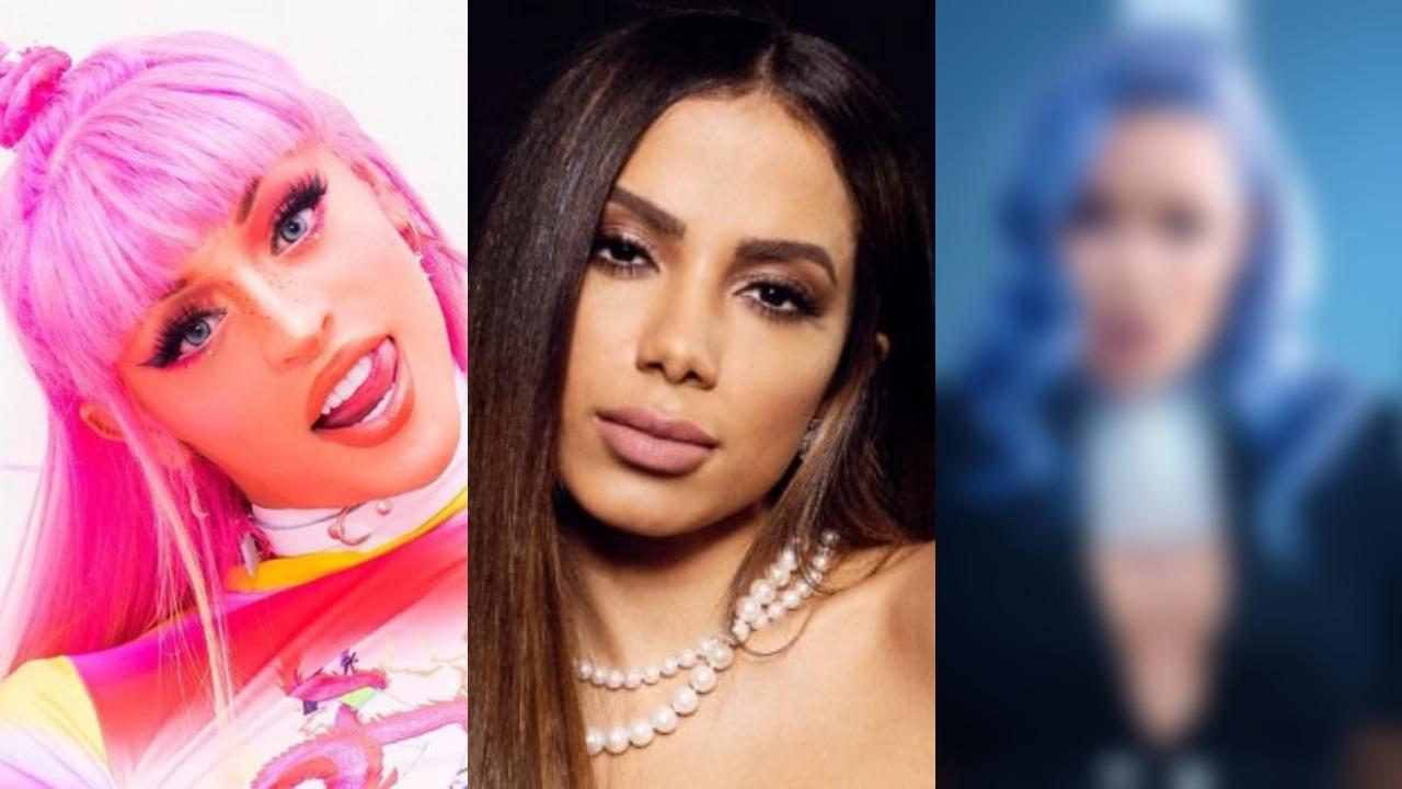 Anitta, Pabllo Vittar e Iggy Azalea (Foto: Reprodução/Instagram)