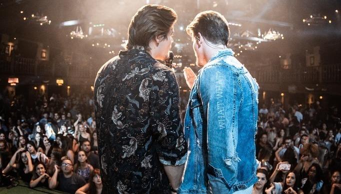 Brano & Caio Cesar (Foto: Reprodução/Instagram)