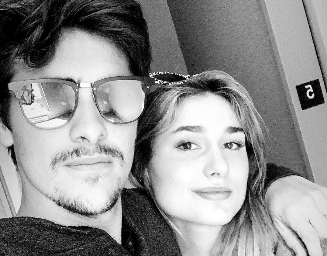 Bruno Montaleone e Sasha Meneghel terminaram o namoro (Foto: Reprodução/Instagram)