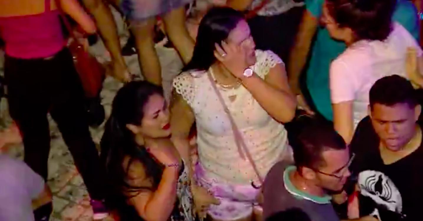 Marília Mendonça abandona show após sofrer atentado; público foge as pressas e imagens chocantes são divulgadas Foto: Reprodução