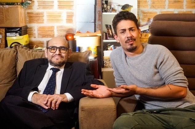Carlinhos Maia e Edgar Vivar (Foto:Reprodução/ Instagram)