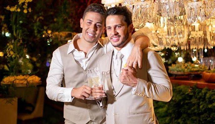 Carlinhos Maia e Lucas Guimarães (Foto: Reprodução/Instagram)