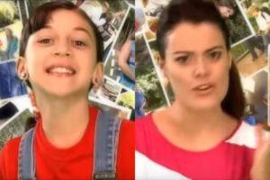 Clara Tannure e Ana Paula Valadão em clipe da banda gospel Diante do Trono