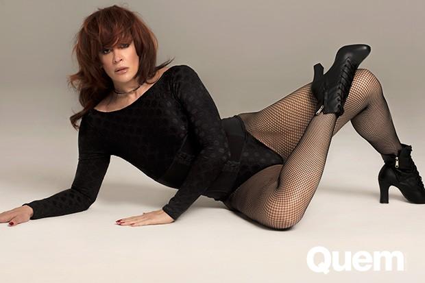 A atriz da Globo, Claudia Raia (Foto: Adriano Damas/ Revista Quem)