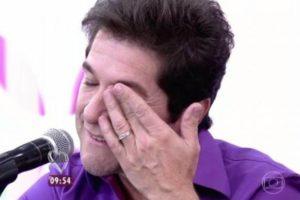 Cantor Daniel, prestou homenagem ao grande astro da música sertaneja (Foto: Reprodução/ Globo)