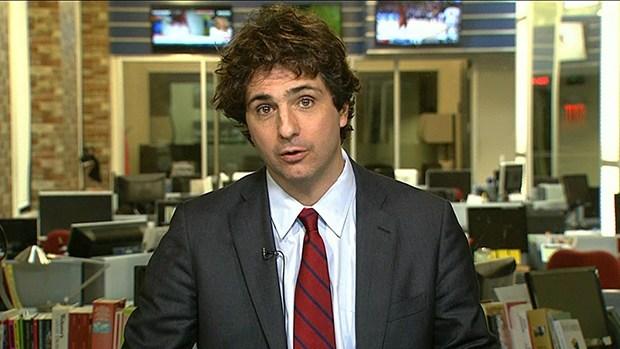 Guga Chacra, jornalista da Globo, sofreu ameaças de morte (Foto: Reprodução)