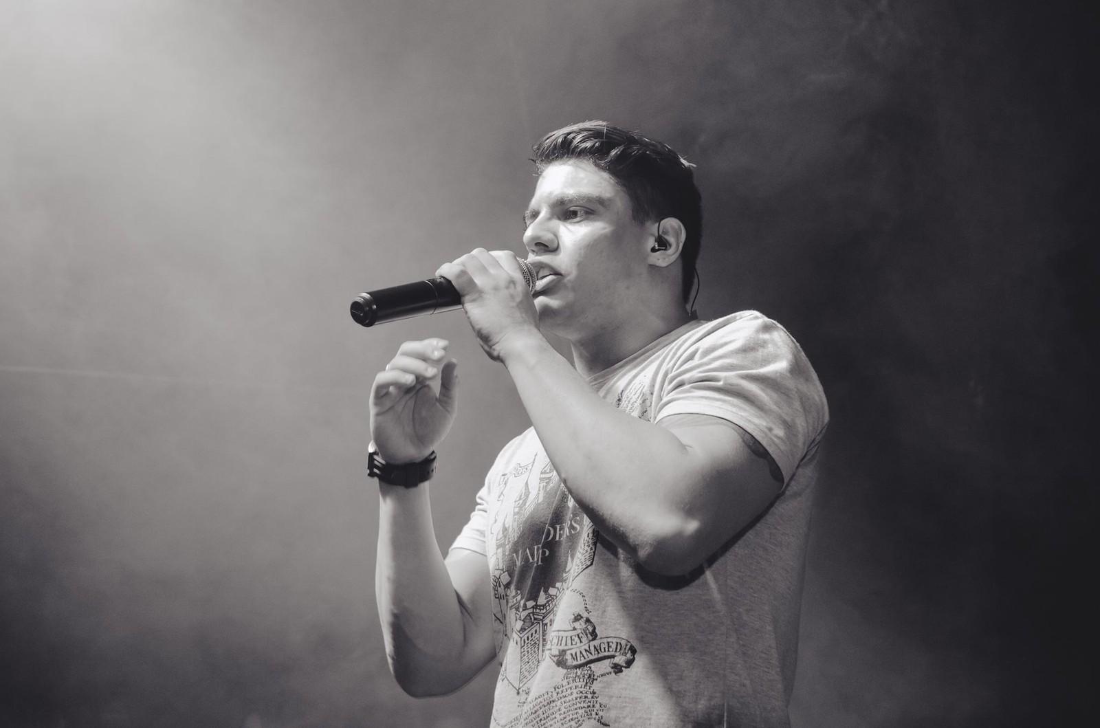 Jovem cantor da música sertaneja, Guilherme Palaia, que morreu nessa quinta-feira (Foto: Reprodução/Insagram)
