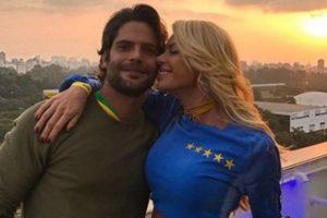 Jorge Sestini e Caroline Bittencourt (Foto: Reprodução/Instagram)