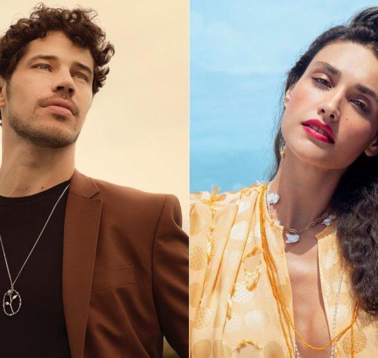 Os atores da Globo, José Loreto e Débora Nascimento se separaram (Foto: Reprodução/Instagram)