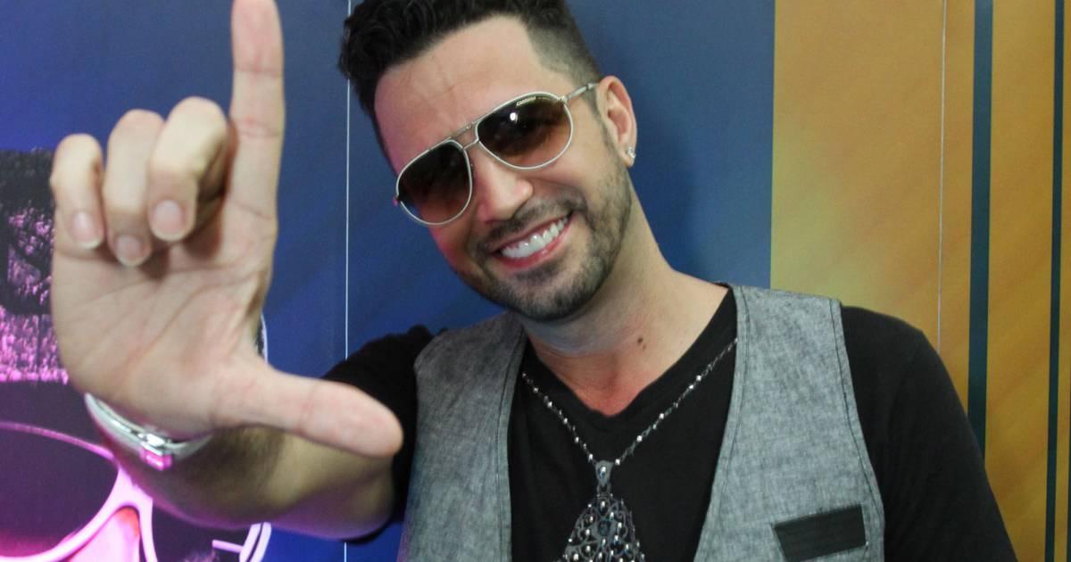 Cantor Latino (Foto: Reprodução)