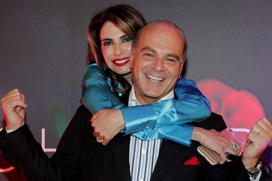 Luciana Gimenez e Marcelo de Carvalho redetv! estiveram casados durante 12 anos (Foto: Divulgação)