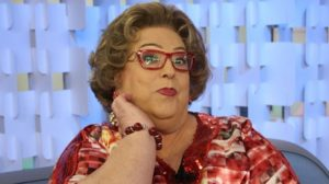 Mamma Bruschetta, do Fofocalizando (Foto: Divulgação/SBT)