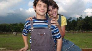 Narizinho e Pedrinho Sítio do Pica-Pau Amarelo (Foto: Divulgação/Instagram)