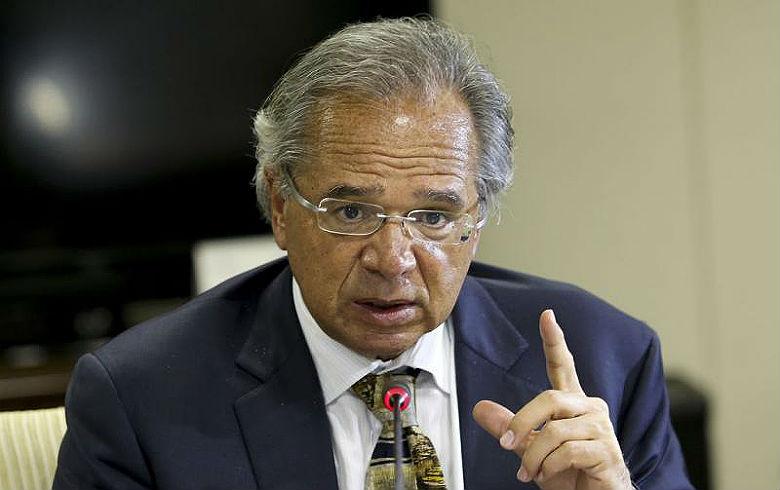 Roberto Justus quer o Ministro da Economia, Paulo Guedes, como presidente (Foto: Divulgação)