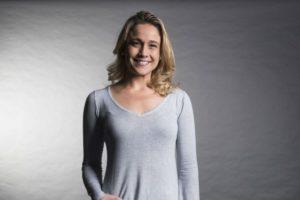 A apresentadora da Globo, Fernanda Gentil (Foto: Divulgação)