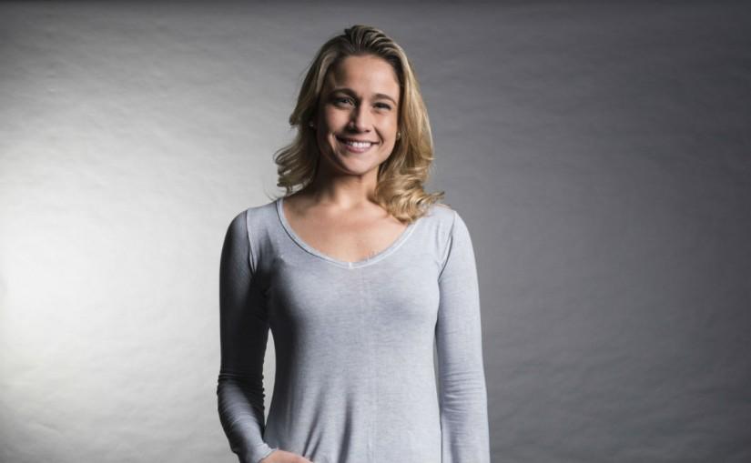 A apresentadora Fernanda Gentil (Foto: Divulgação)