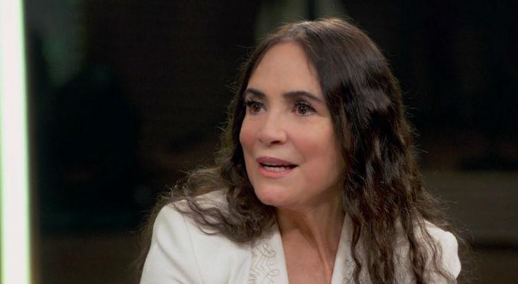 Regina Duarte (Foto: Divulgação/TV Globo)