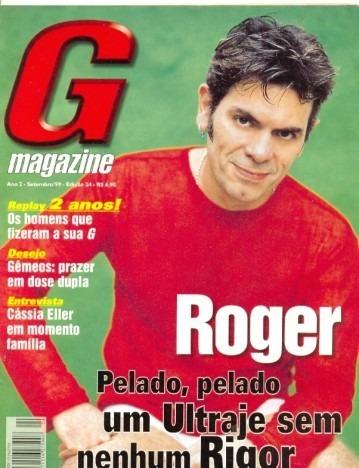Roger Moreira (Foto: Divulgação/G Magazine)