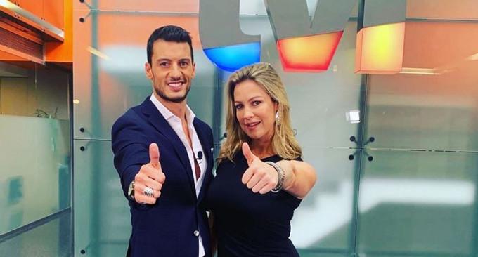 Ruben Rua e Luana Piovani (Foto: Divulgação)