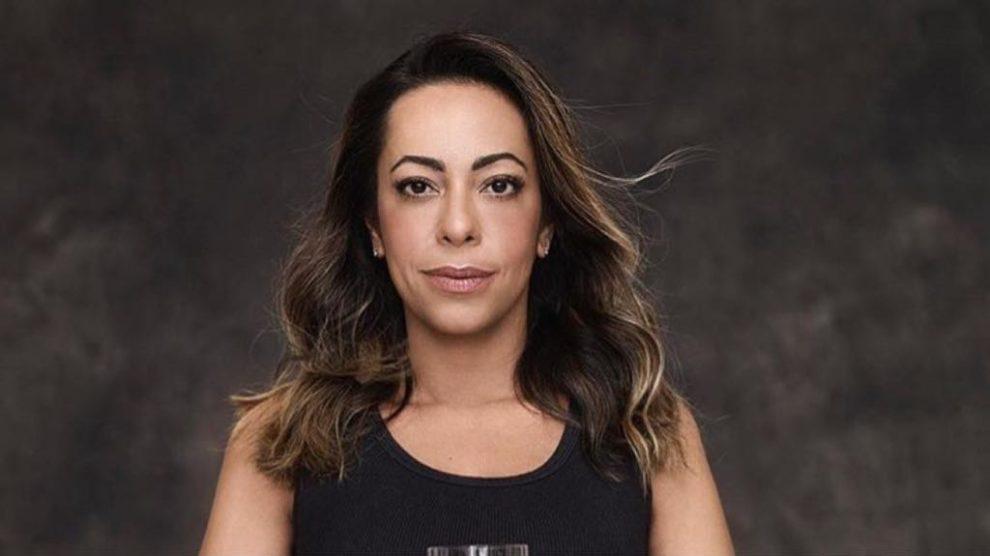A atriz, Samantha Schmütz que atualmente participa do programa Vai Que Cola do Multishow da Globo (Foto:Reprodução/Instagram)