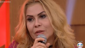 Joelma relatou experiência de quase morte com queda de um avião particular da cantora (Foto: Divulgação)