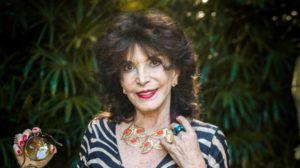 Atriz da Globo, Lady Francisco, está internada na UTI (Foto: Reprodução)