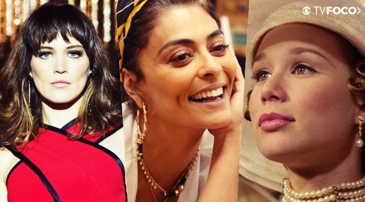 Clara (O Outro Lado do Paraíso), Maria da Paz (A Dona do Pedaço), Ana Francisca (Chocolate com Pimenta) são as mulher incríveis de Walcyr Carrasco da Globo