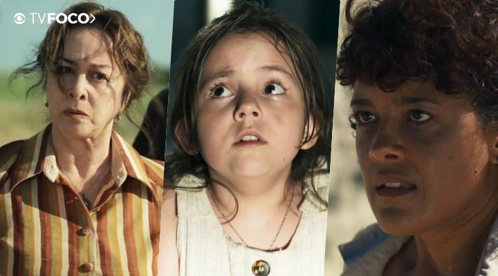 Evelina (Nívea Maria) perderá de uma vez Zenaide (Maeve Jinkings) e Virgínia (Duda Batista) na novela da Globo em A Dona do Pedaço