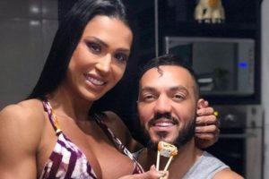 Gracyanne Barbosa e Belo podem está grávidos (Foto: Reprodução/Instagram)