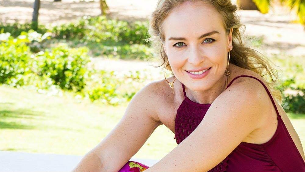 Ex-presentadora da Globo, Angélica (Foto: Reprodução)