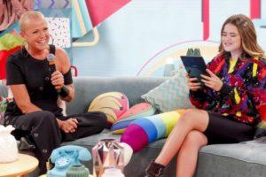 SBT esconde Xuxa nas chamadas do Programa da Maisa (Reprodução: SBT)