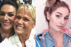 Beth Szafir, Xuxa e Sasha (Reprodução: Instagram)