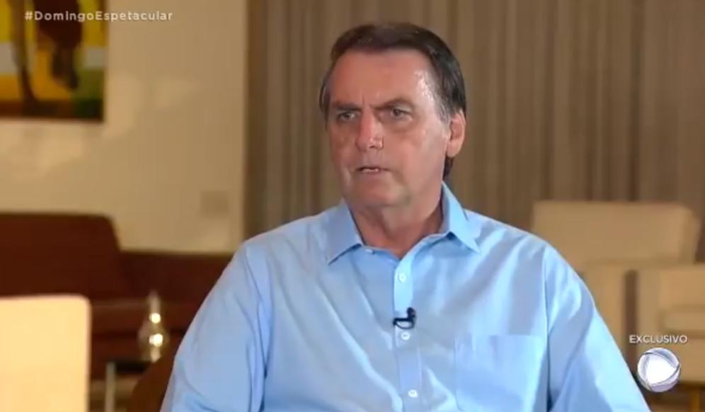 O presidente Jair Bolsonaro e uma nova revelação assustadora (Foto: Reprodução)