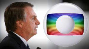 Miriam Leitão da Globo foi ameaçada por apoiadores de Bolsonaro (Reprodução)