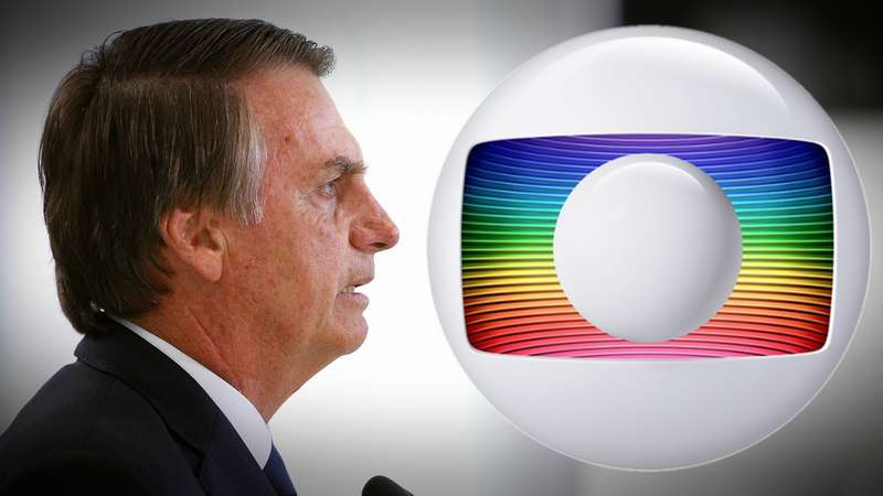 """Jair Bolsonaro foi detonado pelo """"Isso a Globo Não Mostra"""", do """"Fantástico"""" (Foto: Divulgação/Montagem TV Foco)"""