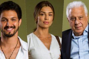 Antonio Fagundes, Grazi Massafera e Romulo Estrela são os atores principais de Bom Sucesso