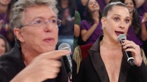 Boninho admitiu no Show dos Famosos do Faustão na Globo que está se vingando mesmo de Ceará